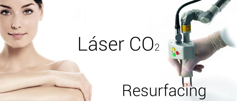 Resurfacing Láser CO2